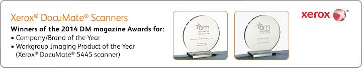 Xerox DM awards