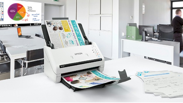 Epson Workforce DS530